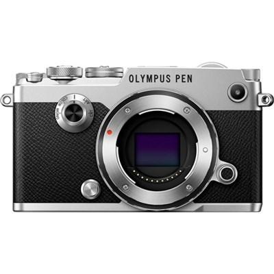 PEN-F 20MP Mirrorless Micro Four Thirds Digital Camera Body (OPEN BOX)
