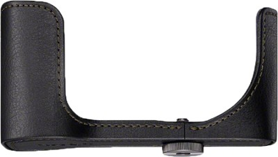 LCS-EB32/B Just Fit Camera Case Bottom for NEX-3NL (Black)