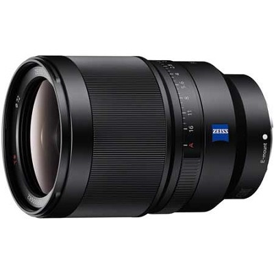 SEL35F14Z - Distagon T FE 35mm F1.4 ZA Full-frame E-mount Prime Lens