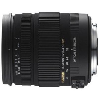 18-50mm f/2.8-4.5 SLD Aspherical DC Optical Stabilized (OS) Lens for Nikon DSLRs