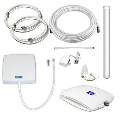 SOHO Xtreme Dual Band Cell Phone Signal Booster for Home and Office - OPEN BOX