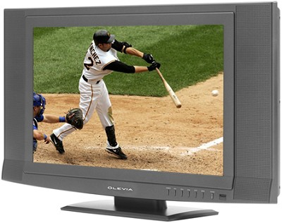 527V - 27` HD integrated Flat panel LCD Television