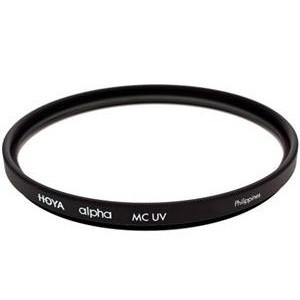 Alpha 55MM UV (Ultra Violet) Multi Coated Glass Filter