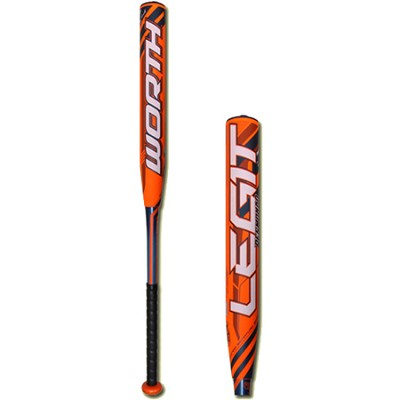 2014 Worth Resmondo Legit Max EndLoad USSSA Softball Bat 34`/26oz. (SBLUR)