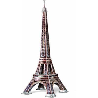 3D La Tour Eiffel Jigsaw Puzzle, 816-Piece