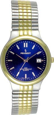 433TT Mens Two Tone Expansion Watch