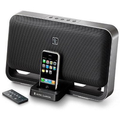 T612 - Digital Speaker for iPod and iPhone (Black)