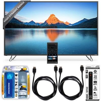 M80-D3 - 80-Inch 4K SmartCast M-Series Ultra HD HDR LED TV w/ Accessory Bundle