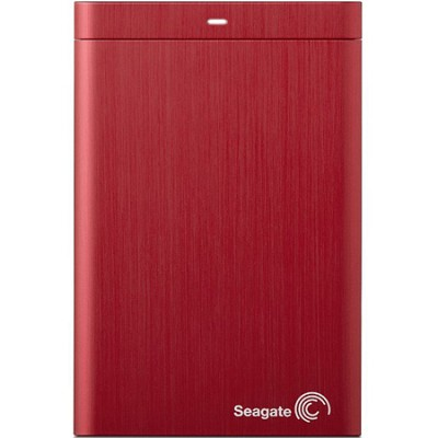 Backup Plus 1 TB USB 3.0 Portable External Hard Drive STDR1000103(Red)
