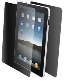 invisibleSHIELD for Apple iPad, Full Body