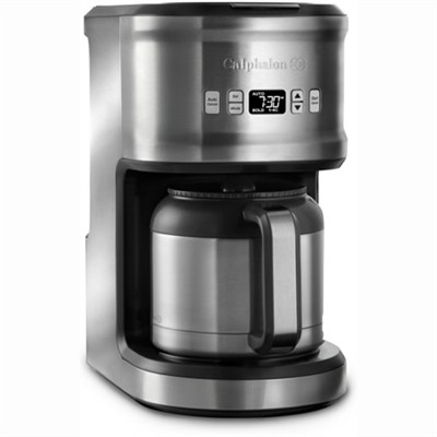 Quick Brew 10 Cup Thermal Coffee Maker - 1838804 - OPEN BOX