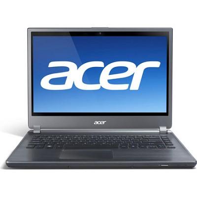 Aspire TimelineU M5-481T-6670 14.0` Ultrabook - Intel Core i3-2377M Processor