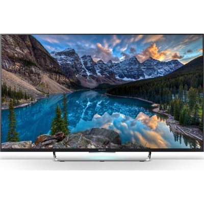 KDL-55W800C 55-Inch 1080p 120Hz 3D Smart LED Android TV - OPEN BOX