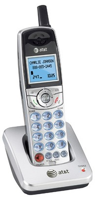 5.8 GHz Digital Cordless Expansion Handset with Caller ID/Call Waiting