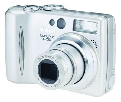 Coolpix 5200 Digital Camera