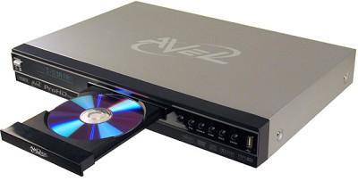 JVC SRDVD-100U Pro-HD high-def capable DVD Player from Normal DVD Discs