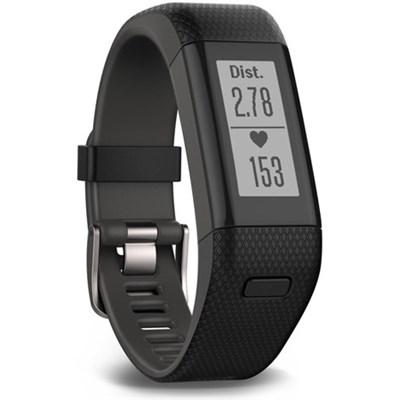 Vivosmart HR+ Activity Tracker X-Large Fit, Black (010-01955-39)