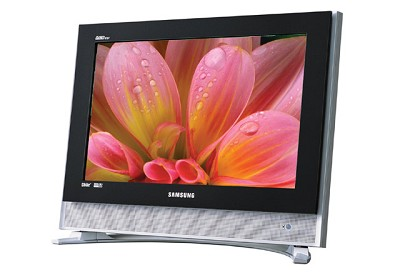 LT-P227W 22` Wide HDTV Monitor with Multi-Media PC/DVD/TV Inputs