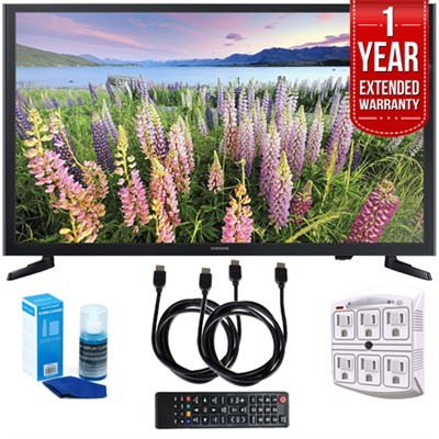 UN32J5003 - 32-Inch  Full HD 1080p LED HDTV (2015) with 1 Year Extended Warranty