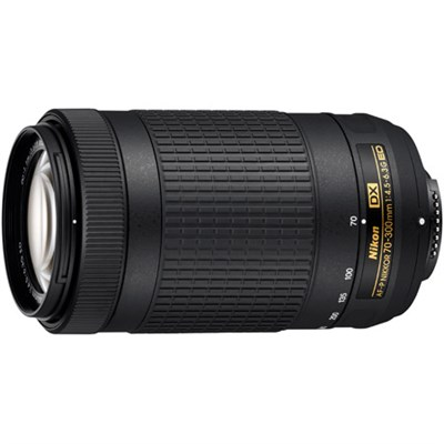 AF-P DX NIKKOR 70-300mm f/4.5-6.3G ED Lens Kit 3