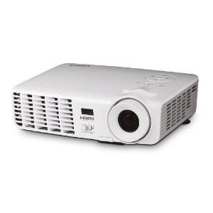D535 3200 Lumen XGA HDMI 120Hz 3D-Ready Portable DLP Projector (White)