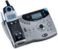 5.8 GHz Digital Cordless Answering System with Caller ID/Call Waiting