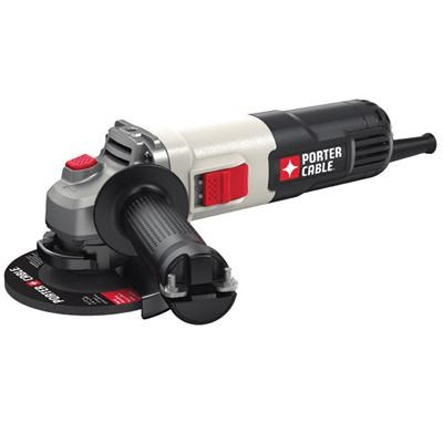 PC 6.0 Amp Small Angle Grinder