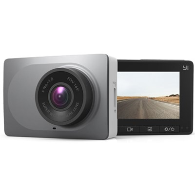2.7` Screen Full HD 1080P60 165 Wide Angle Dashboard Camera, Car DVR, Grey