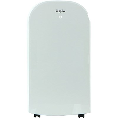 12000 BTU Single-Exhaust Portable Air Conditioner w/ Remote Control - WHAP121AW