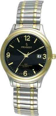 432TT Mens Two Tone Expansion Watch
