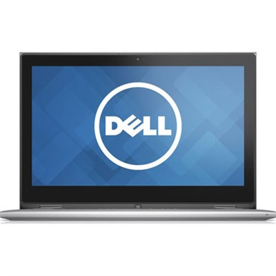 Inspiron 13 13.3` HD Touch i7359-1952SLV 1TB i3-6100U Notebook PC - Refurbished