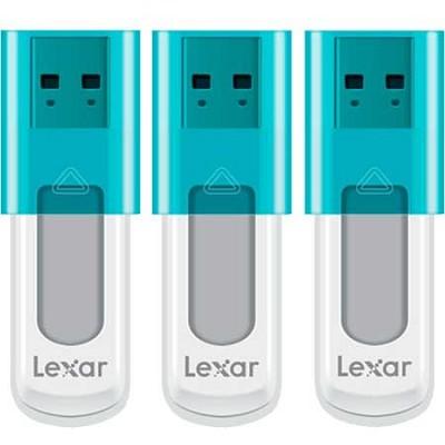 8 GB JumpDrive High Speed USB Flash Drive (Blue) 3-Pack (24 GB Total)