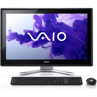 VAIO VPCL235FX - 24` Full HD Touchscreen All-In-One PC Core i5-2430M Processor