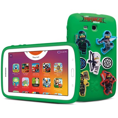 Kids Tablet 7.0` - The Lego Ninjago Movie Edition - (SM-T113NDWNCCC)