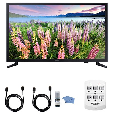 UN32J5003 - 32-Inch  Full HD 1080p LED HDTV + Hookup Kit