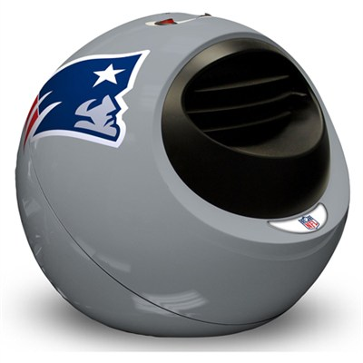 New England Patriots Infrared Space Heater (LW-NFL-0003) - OPEN BOX