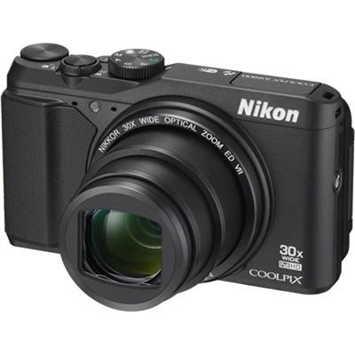 COOLPIX S9900 16MP 1080p Digital Camera w/ 30X Zoom WiFi & GPS (Refurbished)