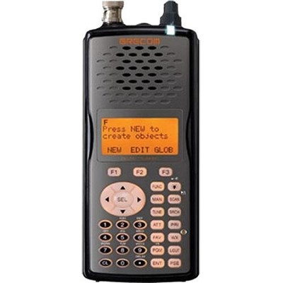 Psr500 Digital Apco-25 Triple-trunking Handheld Scanner