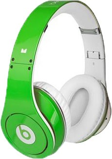 Beats by Dr. Dre Beats Studio Limited Edition Color - Green (128811) - OPEN BOX
