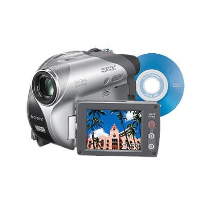 Handycam DCR-DVD105 DVD Digital Camcorder - REFURBISHED