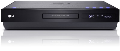 BH100 Super Blu Player - Plays Blu-ray & HD DVD Discs