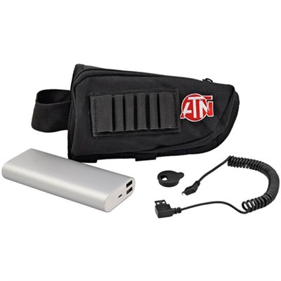 Extended life Battery Pack 20000 mAh with USB Cable - ACMUBAT160