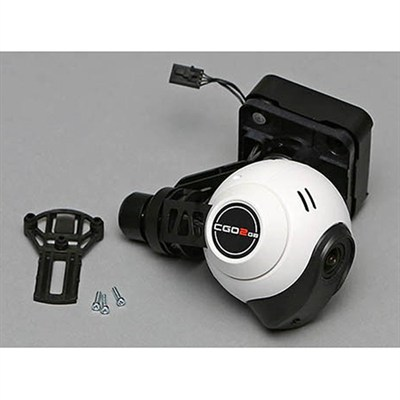 CGO2-GB 3-Axis Gimbal Camera w/5.8GHz Digital Video Downlink