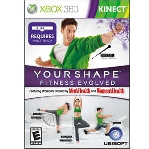Your Shape Fitness Evolved for Xbox 360