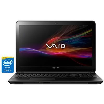 Fit 15E SVF1532BCXB 15.5` Black Notebook PC - Intel Core i3-4005U Processor