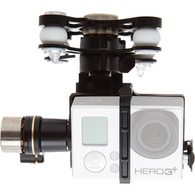 Zenmuse H3-3D 3-Axis Gimbal for GoPro HERO3/3+/4