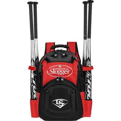 EB 2014 Series 7 Stick Baseball Bag - Scarlet