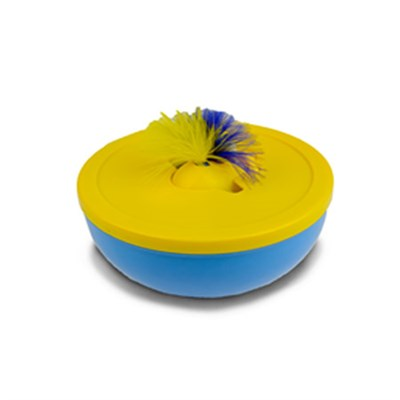 Disappearing Feather Interactive Cat Toy (1400013666)