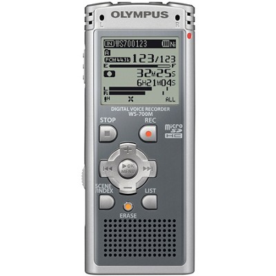 WS-700M - Digital Voice Recorder 142630 (Grey)