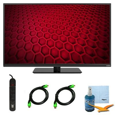 E390-B1E- 39-Inch LED HDTV 1080p 60Hz Plus Hook-Up Bundle
